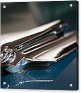 1955 Cadillac Eldorado 2 Door Convertible Acrylic Print
