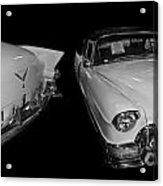 1955 Cadillac Series 62 El Dorado Convertible Acrylic Print