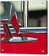 1955 Chevrolet 210 Rear View Mirror Acrylic Print