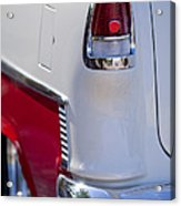 1955 Chevrolet 210 Taillight Acrylic Print
