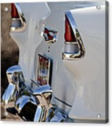 1955 Chevrolet 210 Taillights Acrylic Print
