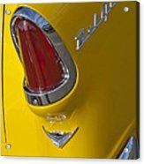 1955 Chevrolet Nomad Taillight Acrylic Print