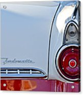1955 Ford Fairlane Fordomatic Taillight Acrylic Print
