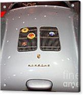 1955 Porsche 550 Rs Spyder . 7d9444 Acrylic Print