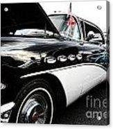 1956 Buick Century Profile 2 Acrylic Print