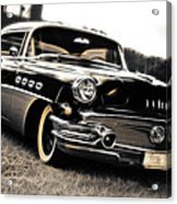 1956 Buick Super Series 50 Acrylic Print by Phil 'motography' Clark