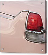 1956 Cadillac Taillight Acrylic Print