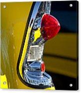 1956 Chevrolet Belair Taillight Acrylic Print
