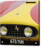 1957 Ferrari 250 Gt Lwb Scaglietti Berlinetta Acrylic Print