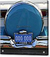 1958 Ford Fairlane Acrylic Print