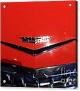 1959 Cadillac Convertible - 7d17383 Acrylic Print