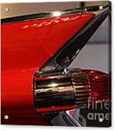 1959 Cadillac Convertible - 7d17386 Acrylic Print