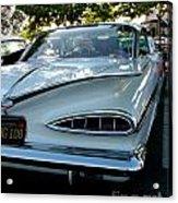 1959 Chevrolet Impala Taillight Acrylic Print