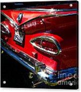 1959 Chevy El Camino  Acrylic Print