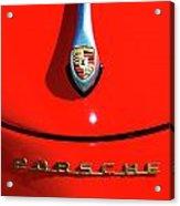 1959 Porsche Acrylic Print