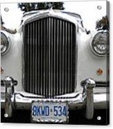 1960 Bentley Front Acrylic Print