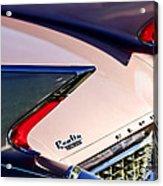1960 Cadillac Eldorado Taillights Acrylic Print