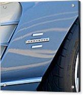 1961 Chevrolet Corvette Zob  Acrylic Print