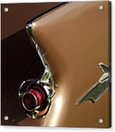 1961 Chrysler Imperial Taillight Acrylic Print