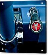 1961 Pontiac Catalina Key Ring Acrylic Print