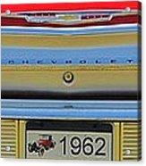 1962 Chevy Impala Ss Acrylic Print