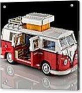 1962 Vw Lego Bus Acrylic Print
