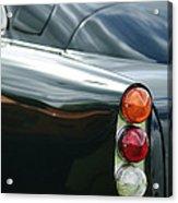 1963 Aston Martin Db4 Series V Vantage Gt Tail Light Acrylic Print by Jill Reger