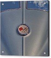 1963 Corvette Sting Ray Acrylic Print
