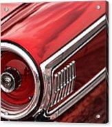 1963 Ford Galaxie 500 Acrylic Print