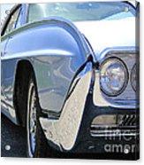 1963 Ford Thunderbird Limited Edition Landau Acrylic Print