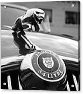 1963 Jaguar Mkii  Acrylic Print