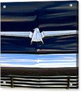 1964 Ford Thunderbird Emblem Acrylic Print