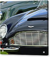 1965 Aston Martin Db6 Short Chassis Volante Acrylic Print