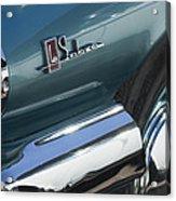 1965 Buick Lasabre Emblem Acrylic Print