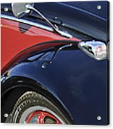 1966 Volkswagen Vw Bug Acrylic Print