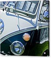 1966 Volkswagen Vw Microbus Acrylic Print