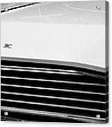 1967 Buick Station Wagon Acrylic Print by Michelle Calkins