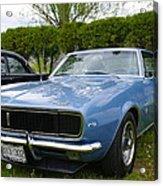 1967 Camaro Acrylic Print