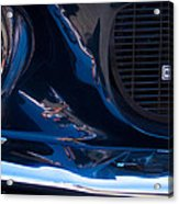 1967 Ford Mustang Shelby Gt500 Acrylic Print