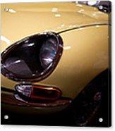 1967 Jaguar E-type Series Acrylic Print
