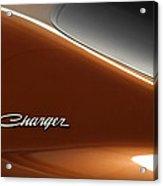 1969 Dodge Charger Daytona  Acrylic Print