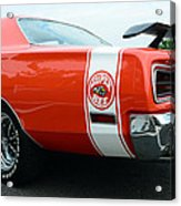 1970 Dodge Super Bee 2 Acrylic Print