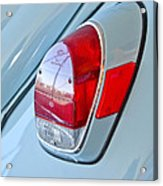 1971 Volkswagen Vw Beetle Taillight Acrylic Print