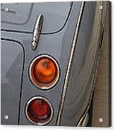 1991 Nissan Figaro Taillights Acrylic Print