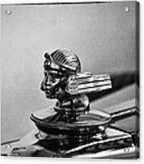 1930 Stutz 4 Door Sedan Sv 16 Acrylic Print