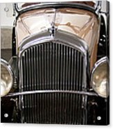 1931 Plymouth Pa Roadster Acrylic Print