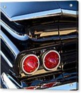 1959 Chevrolet El Camino Taillight Acrylic Print