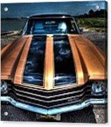 1972 Chevelle Acrylic Print
