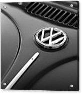 1973 Volkswagen Beetle Acrylic Print