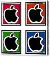 Apple Colors Acrylic Print